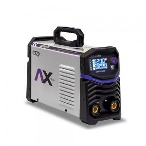 SOLDADORA INVERSOR AXT-207LCD ELECTRODO Y TIG LIFT 200A CON PANTALLA LCD